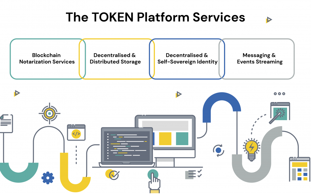 Token Platform: A new plug and play solution to simplify the implementation of Blockchain and Decentralized technologies within Public Services